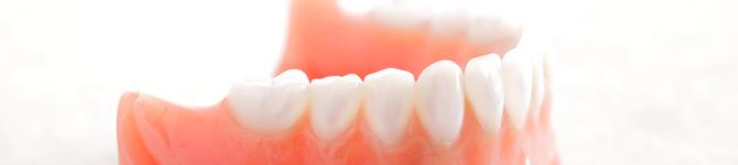 入れ歯を外す・はめるといった手間が省ける