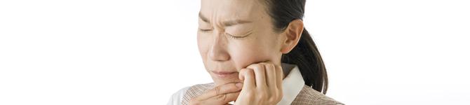 歯がしみる人は要注意!まずは歯周病セルフチェックしてみよう!